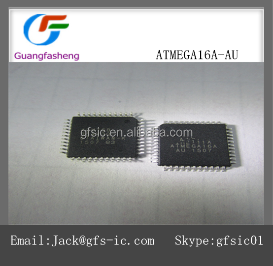 Original electronic components ic chips ATMEGA16A-AU For For AVR ATmega
