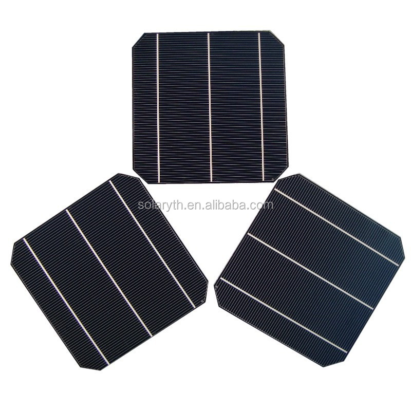 2014 best price STX brand A grade 3BB monocrystal solar cell 4.35-4.7w for solar panel