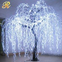 Christmas light led outdoor solar tree lights