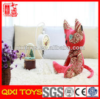 girl and animals sex plush toy camera soft tube webcam