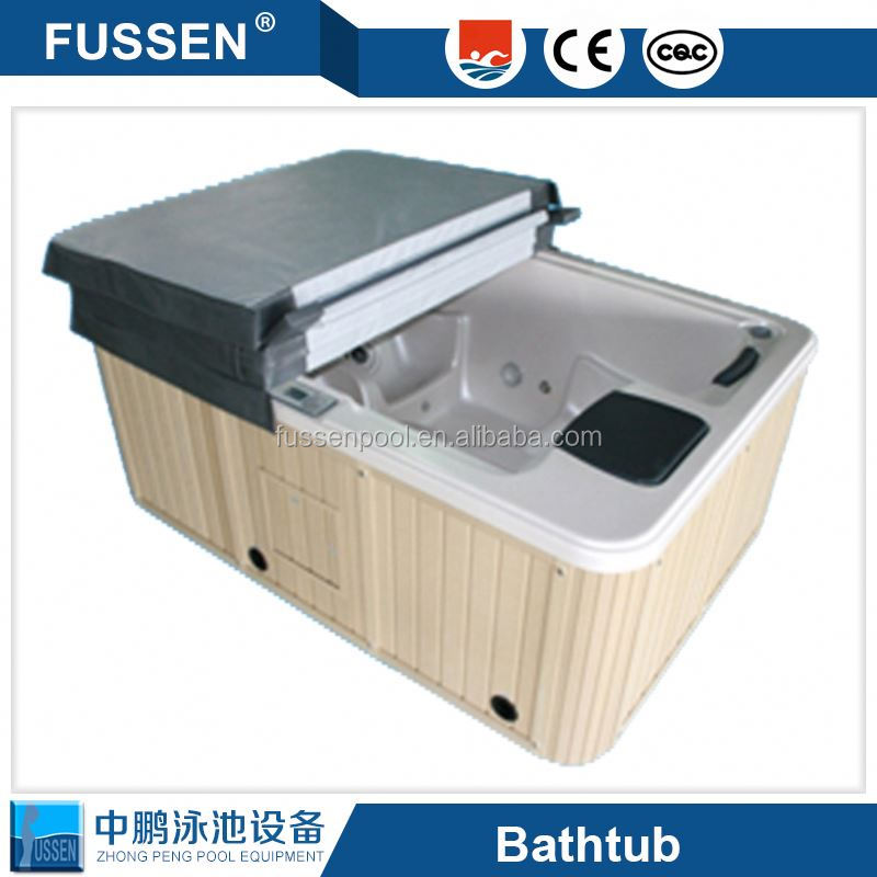 Luxury Massage Spa Bathtub for 8 persons indoor swimming pools for sale