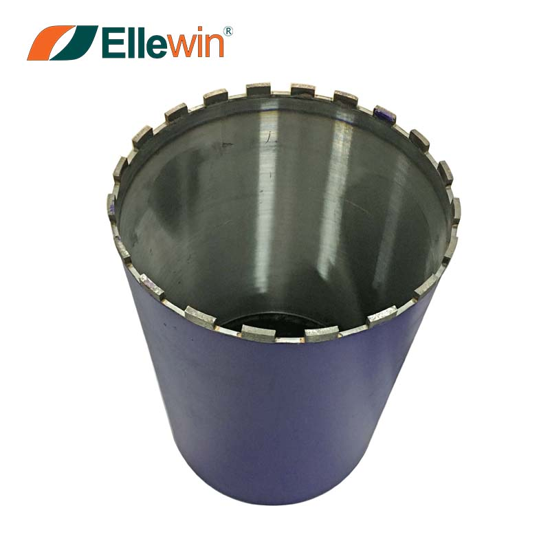 Ellewin 4 inch diamond core drill tube good supplier