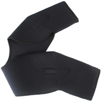 Hot selling neoprene double shoulder brace guard for men and women