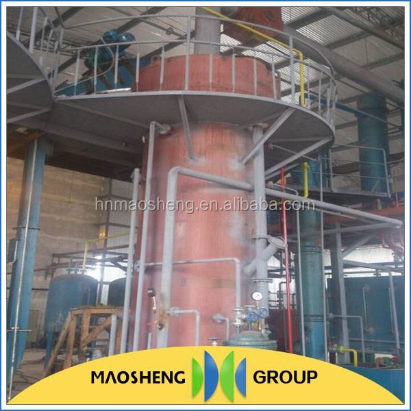 Edible Soya Bean/Blackseed Oil Solvent Extracting Equipment