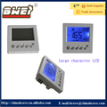 large LCD display thermostat controlled through APP,excellent design wifi thermostat with outstanding engineers