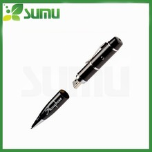 sumu Promotional usb flash drive laser pointer ball pen