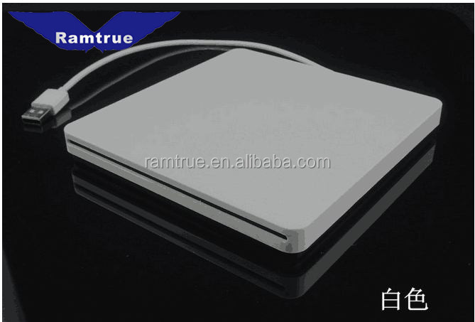 High Quality Slim SATA Laptop Slot Load Optical Drive CD-RW DVDRW