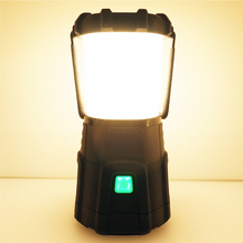 Rechargeable battery Li-ion pack Rubberize handle Extreme bright weather resistance runtime phone charger LED portable lantern