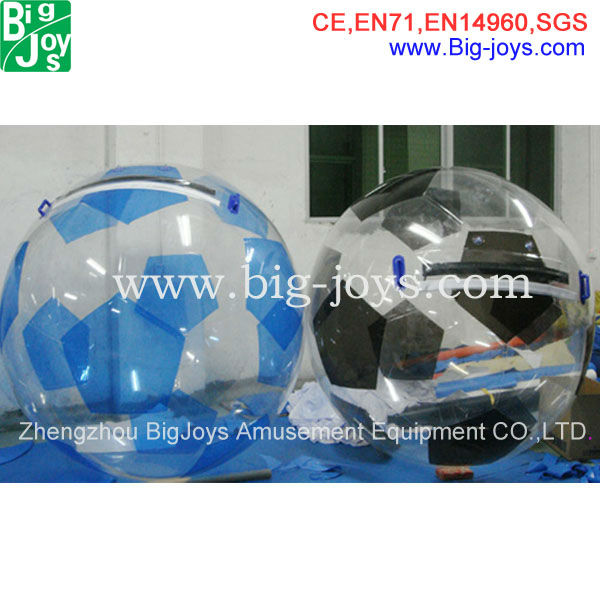 Fashionable sports entertainment used water zorb ball