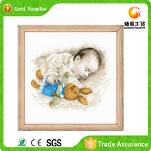 Wall Art 5D DIY Diamond Painting Sleep Baby Embroidery Painting by Numbers