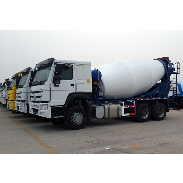 8 cubic meters concrete mixer truck low price sale in congo