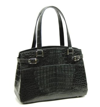 Genuine Crocodile Skin Handbag - Spring / Summer 2009 Collection