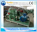 low noise disc type 300kg/h wood shaving machine for animal bedding