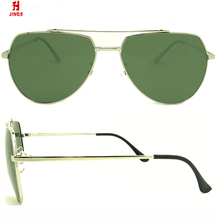 2018 fashion metal mens sunglasses polarized sun glasses with your own brand