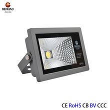 Outdoor IP65 IP66 Waterproof stadium COB 20w 30w 50w 100w 150w 200w led flood light