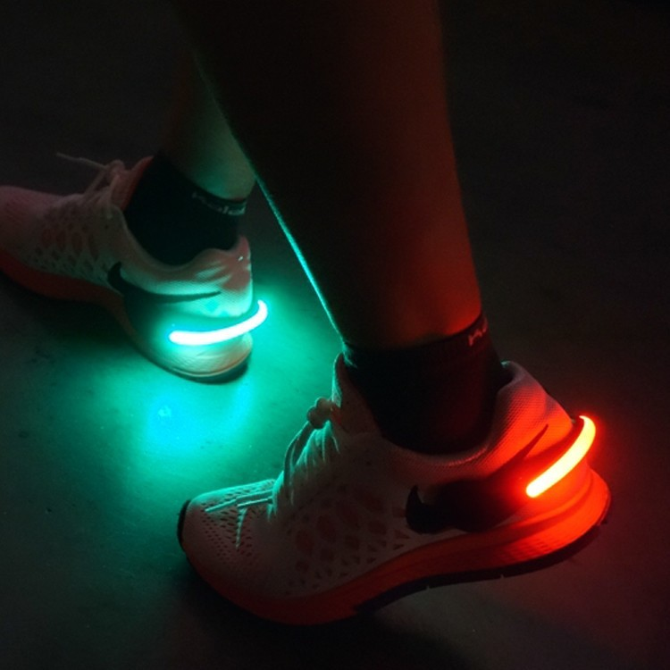 Outdoor Led Shoe Flashing Clip Light