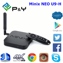 Good price Minix NEO U9-H S912 2G 16G minix neo x7 power adapter with low Android 6.0 TV Box
