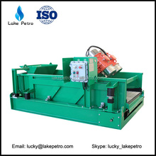 High Quality Drilling Mud Linear Motion Shale Shaker with Best price