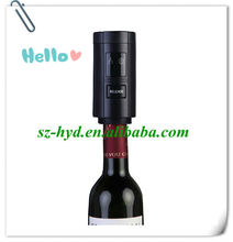 Battery controlled wine preserver wine stopper
