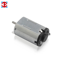 High torque permanent magnet dc motor with gearbox