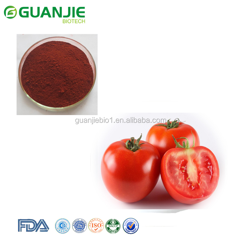 Hgh Quality Natural Tomato Extract 80% Lycopene