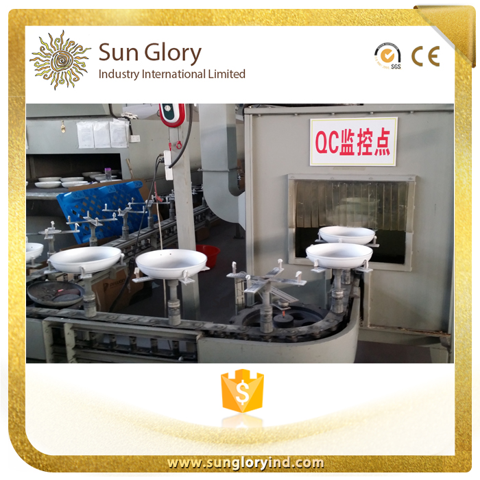 Ceramic Coating Equipment For Non-stick Frying Pan
