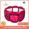 Pet Playpen Tent Portable Exercise Fence Kennel Portable Dog Runs