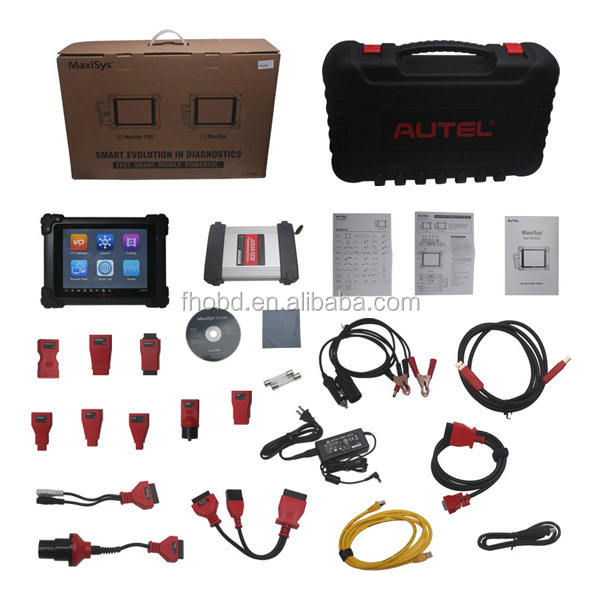 New Arrival!!! Automotive Diagnostic & Analysis System Autel MaxiSys Pro MS908P Auto Repair Tools