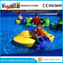 plastic paddle boat used pedal boats for sale, water games hand paddle,water boat