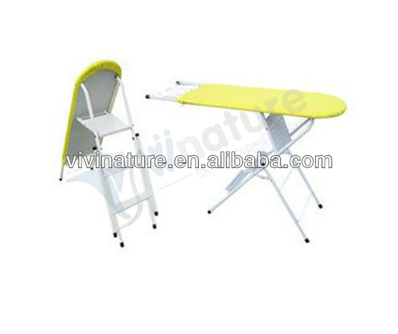 ironing board feet with step ladder with wholesale price&super quality and vaires design