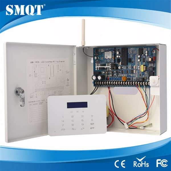 gsm module home alarm system with touch keyboard EB-868