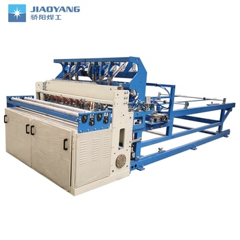 Low price construction mesh panel welding machine