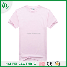 Wholesale collar neck 100% cotton man custom logo printing plain short sleeve t shirts