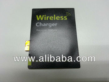 Samsung Galaxy S3 PMA Standard (Powermat Compatible) Wireless Charging Receiver