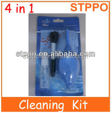 Wholesale STPPO 4 in 1 Camera lens Cleaning Kit For Canon Nikon Sony Pentax Digital Camera