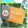 Free Samples! Good Quality Professional Business Cards Maker in China - NFC Smart Card