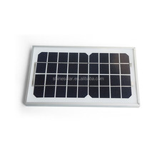 canadian distributors wanted 5W monocrystalline solar panels