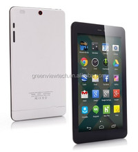 MTK 8312 dual core android tablet PC 3G SIM card slot with gps navigation, wireless
