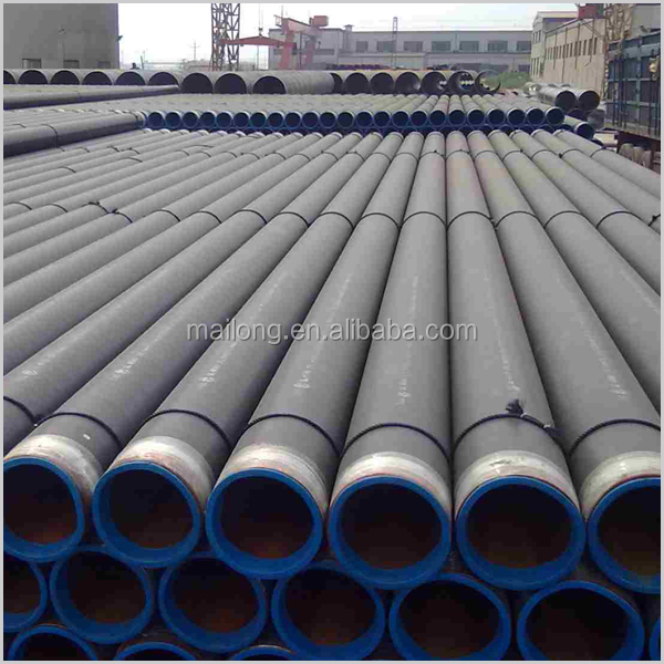 Carbon steel seamless steel tube