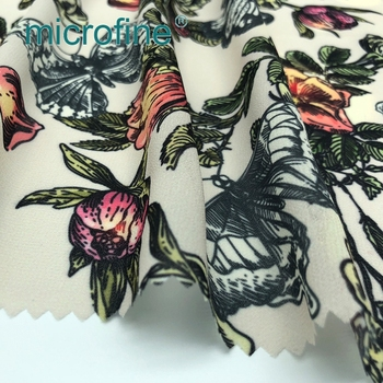 Polyester Clothing Printing African Printed Dress Fabric