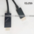 Black 1M HDMI to DP Cable support 1920*1080P 60HZ