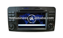 car usb media player for mercedes ml350 accessories car radio with DVD player USB IPOD SD AUX Radio fm MP3 player