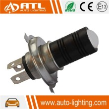 ATL Hot sale 3W, 9-30V W/B/R/Y/G available ce rohs h4 led auto
