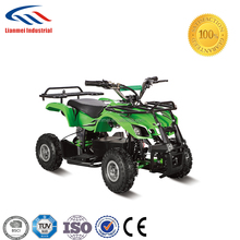 cheap mini 800w electric quad ATV for kids with gear