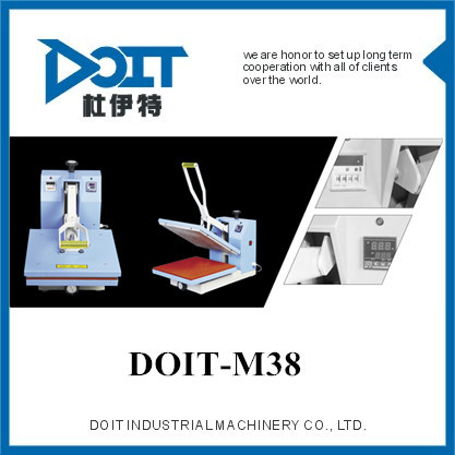 Hand Hot Pressing Machine DOIT-M38 clothes pressing machine ,printing machine,garment factory machine