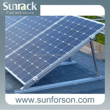 20kw Rooftop solar mount/solar mounting system