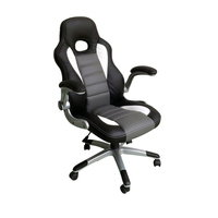 Gaming office chair custom blue cheap computer ergonomic