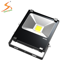 Eco-Friendly christmas color changing outdoor cob led standing flood light