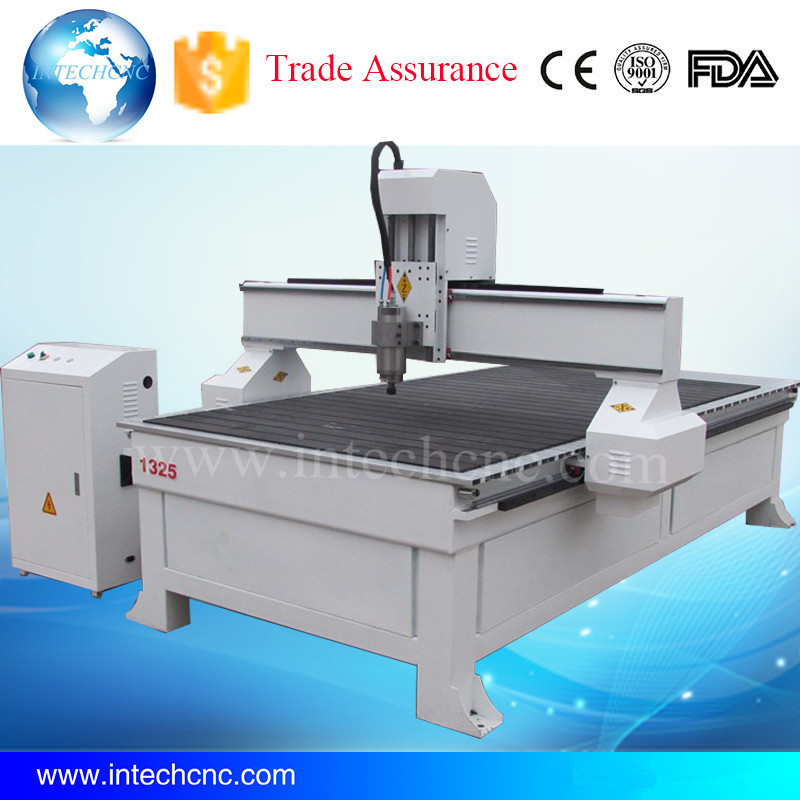 Hot sale wooden door design cnc router machine 1325 cnc for Door design machine