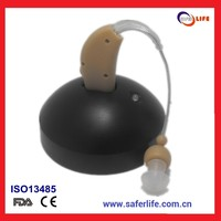 2014 hot wholesale hearing devices rechargeable BTE hearing aids